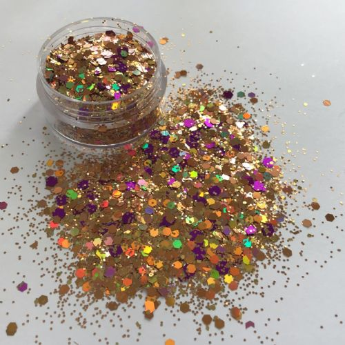 REBEL ROSE GLITTER POT - 10g